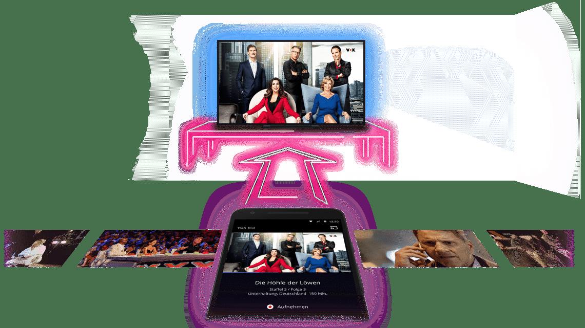 waipu.tv | Fernsehen wie noch nie - TV & Smartphone