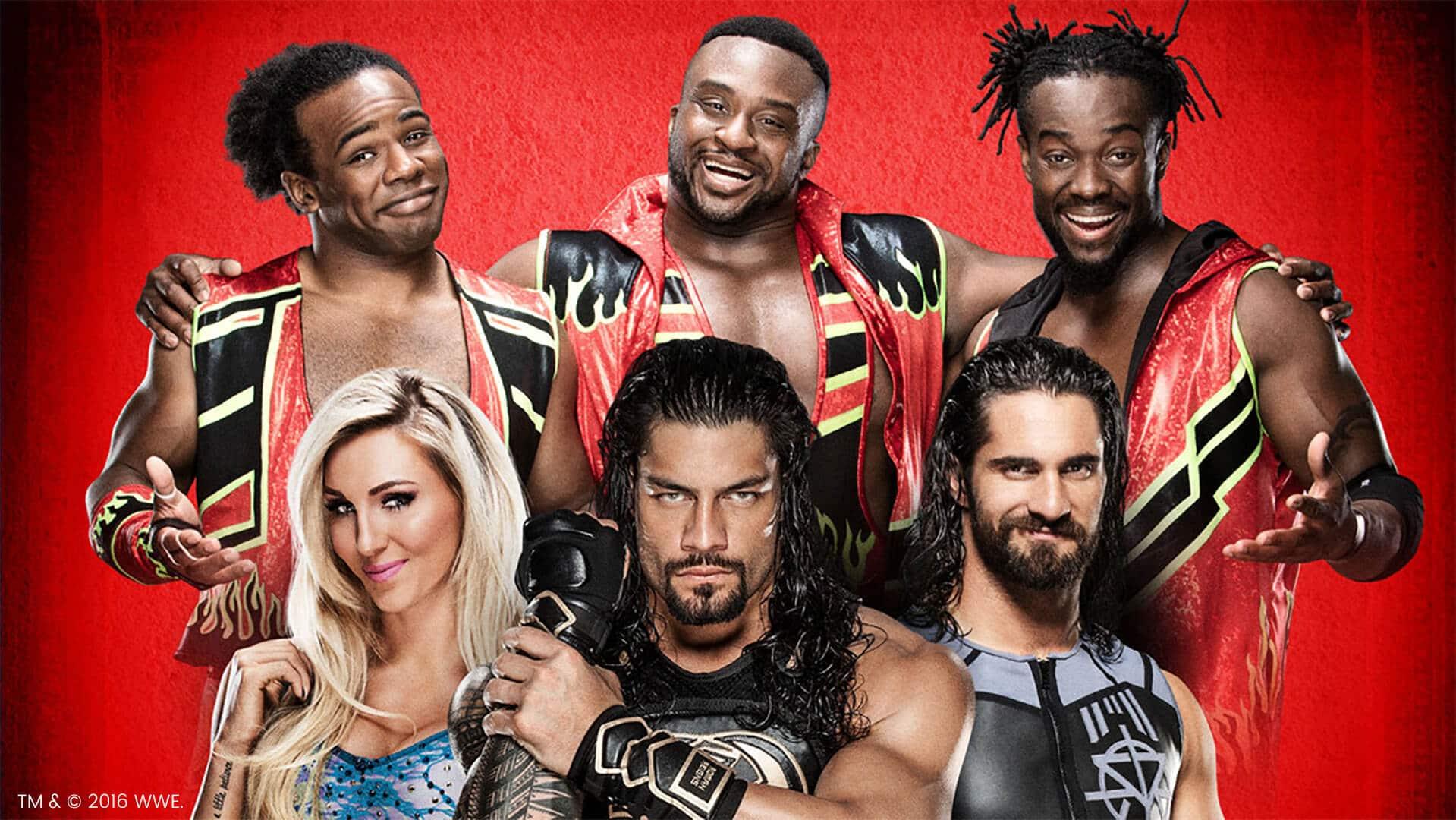 TM & © 2016 WWE.