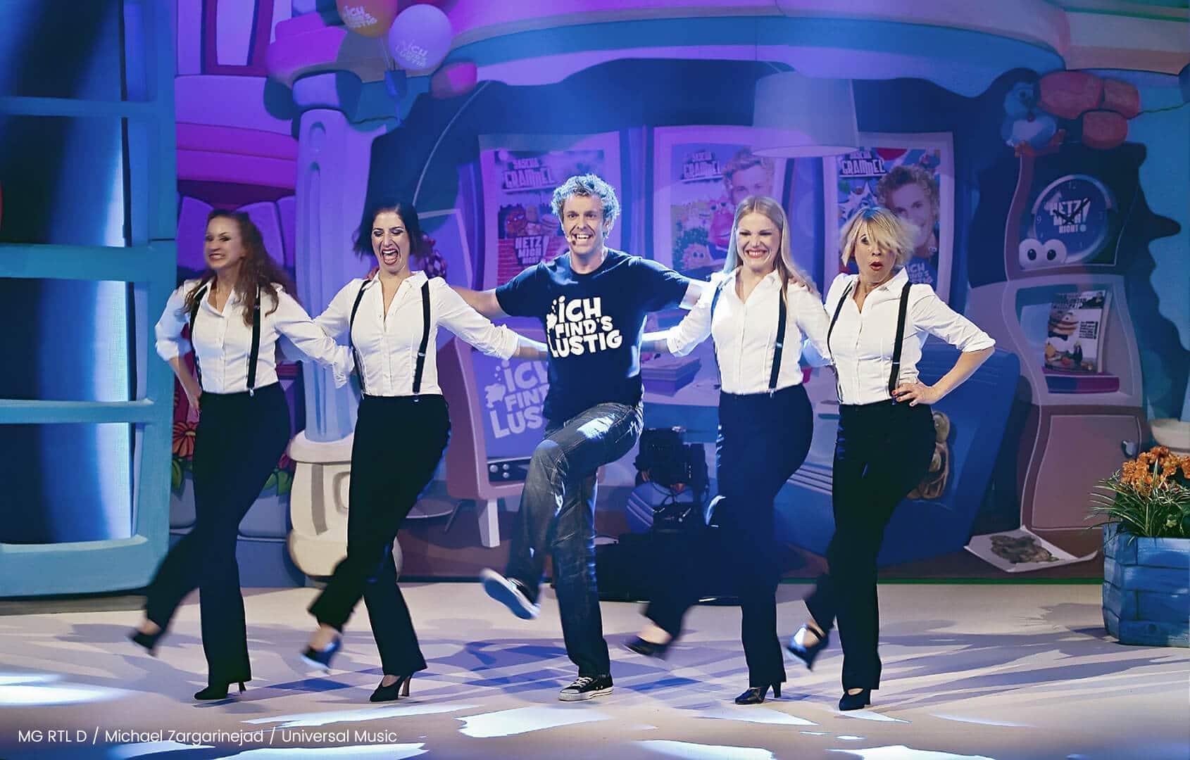 MG RTL D / Michael Zargarinejad / Universal Music