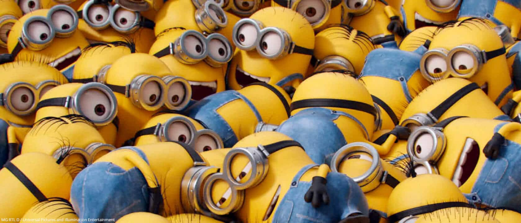 MG RTL D / Universal Pictures and Illumination Entertainment