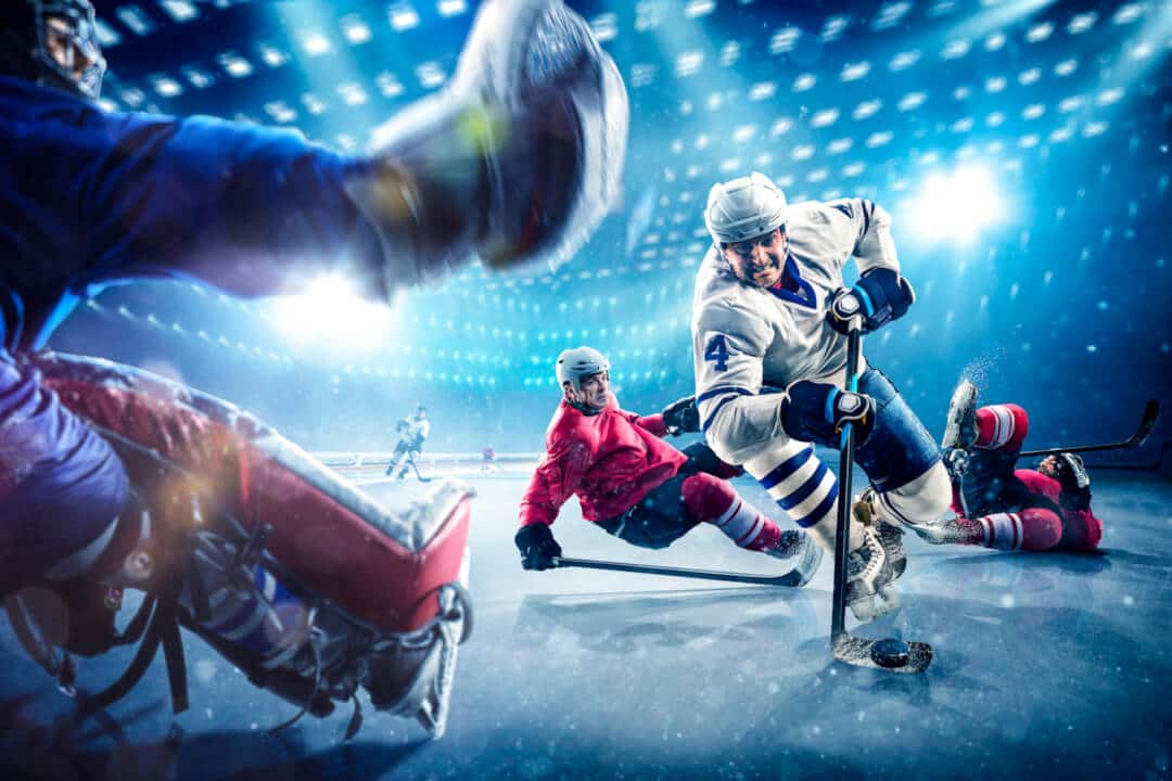 Ice Hockey Stock Shutterstock