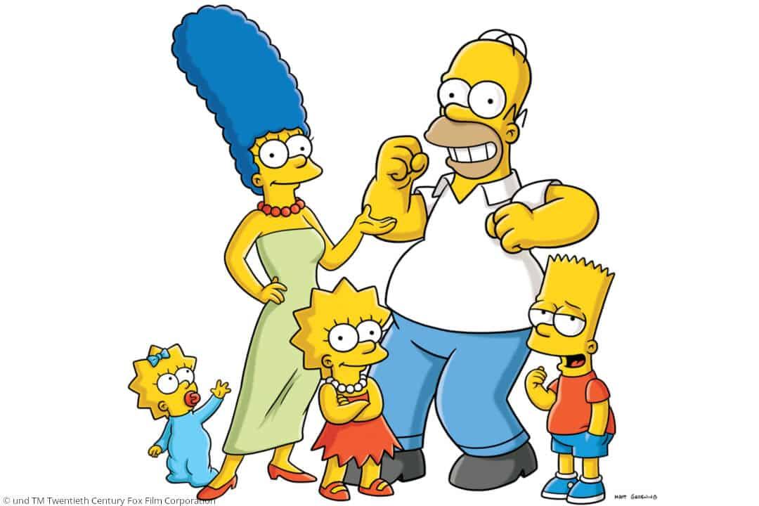 Die Simpsons Live Stream