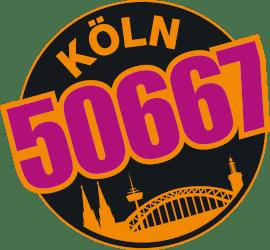 Das Logo von der Daily Soap Köln 50667