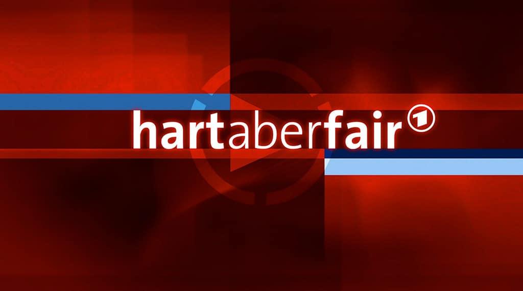 hart aber fair Logo