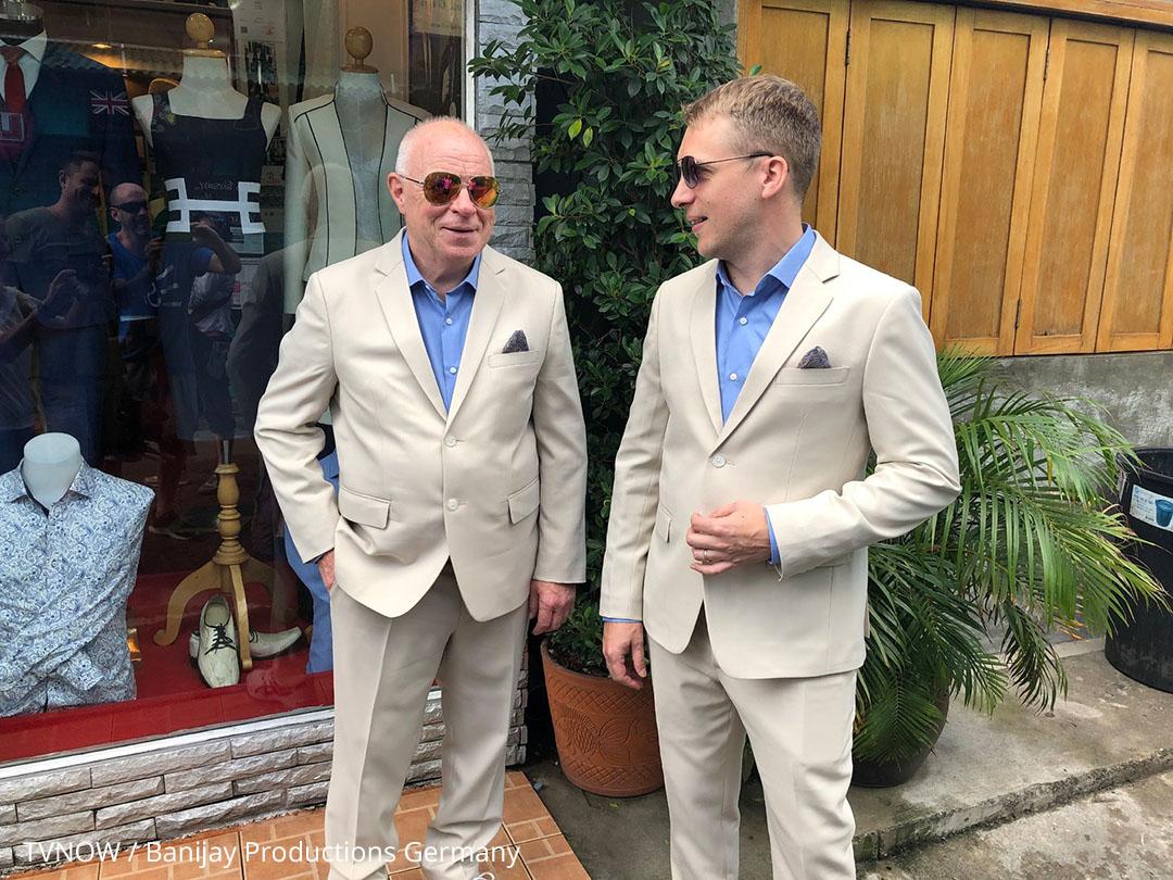 Pocher Und Papa Auf Reisen