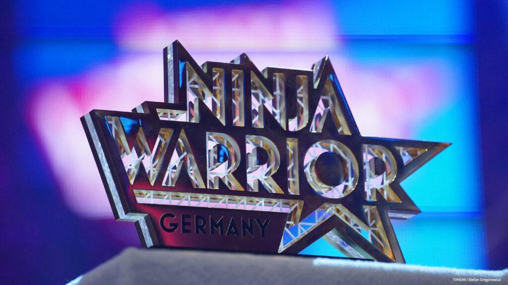 Das Logo von Ninja Warrior Germany