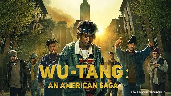 Die Besetzung von Wu-Tang