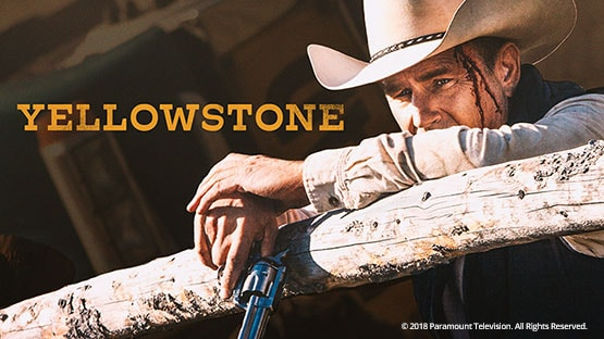 Kevin Costner in dem Serienhit Yellowstone